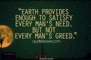 greed quotes