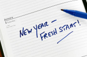New year resolutions for 2016