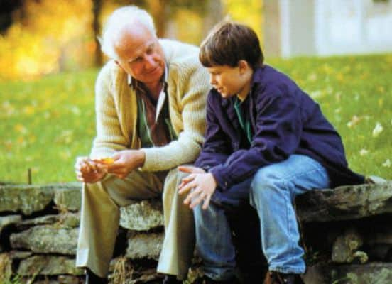 Grandfather story on study motivation