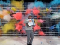 This Colorful Inspirational Music Video Was Shot In 4.2 Seconds